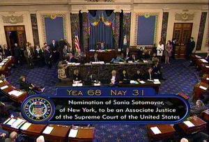 Senate judiciary committee hearing