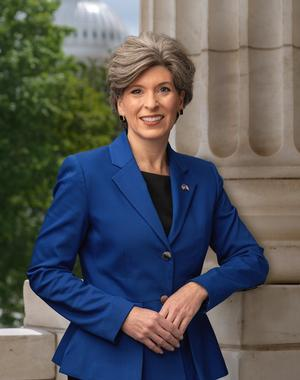 photo of Joni Ernst