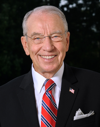 grassley headshot