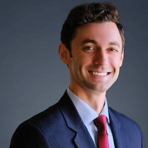 Picture of Jon Ossoff