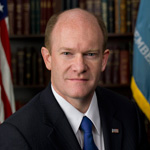 photo of Christopher A. Coons